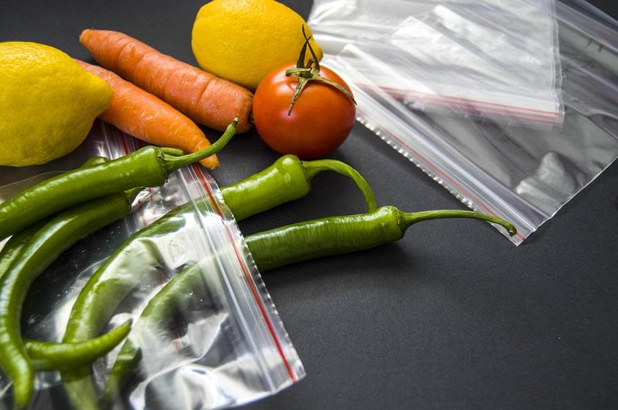 ziplock reclosable bags